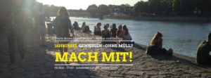 Halte deine Donau sauber-Takeoff // Aktion und Grillen @ Jahninsel | Regensburg | Bayern | Deutschland